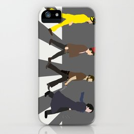 The Four Greats iPhone Case