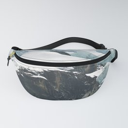 Climate change is as close as you can see Fanny Pack