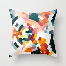 Palette Throw Pillow