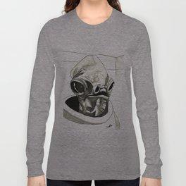 Inktober - It's a Trap! Long Sleeve T-shirt