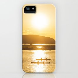 Sunset Ride iPhone Case