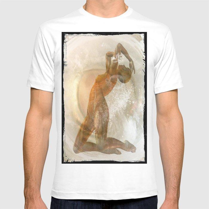 frozen body T-shirt