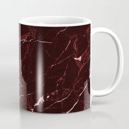 Masala Red Marble Coffee Mug