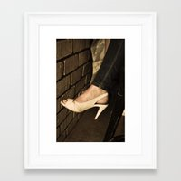 random Framed Art Prints featuring random by Segal Studio