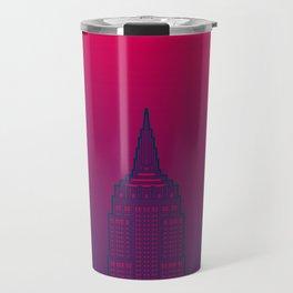 Velvet building Travel Mug