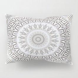 METAL Element Kaleido Pattern Pillow Sham