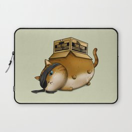 Meowtal Gear Solid Laptop Sleeve
