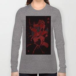 Hiei (Yu Yu Hakusho) Long Sleeve T-shirt