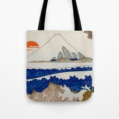 The Coast Searching Tote Bag