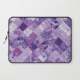 Abstract Geometric Background #30 Laptop Sleeve