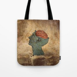 Mind Wide Open Tote Bag