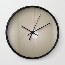Claustrophobic Wall Clock