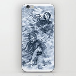 Masters of Mist iPhone Skin