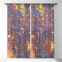 Angel Opal Sheer Curtain