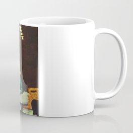 Auto Mat - Edward Hopper  Coffee Mug
