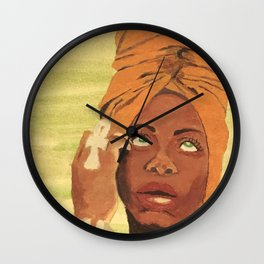 Baduizm Wall Clock