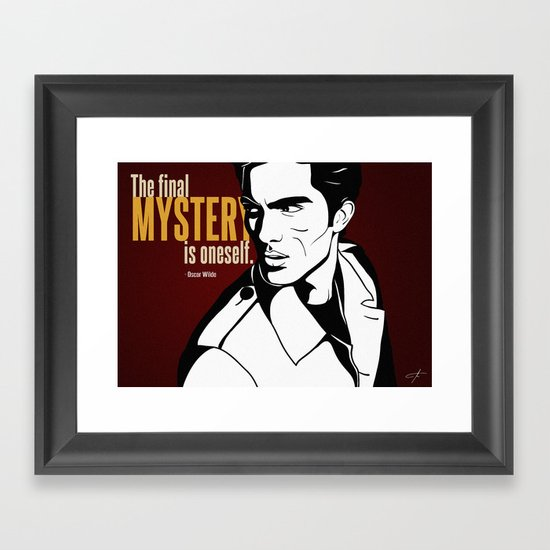 The Final Mystery Framed Art Print