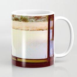 Tosca's Winter Window Coffee Mug