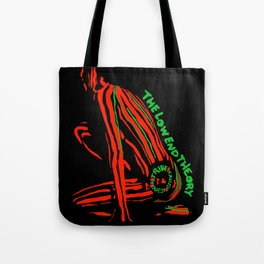 A Tribe Called Quest The Low End Theory Tote Bag
