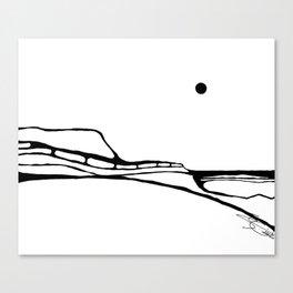 Landscape 040112 Canvas Print