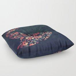 The Pattern Cat Floor Pillow