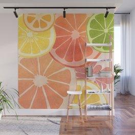 Citrus II Wall Mural