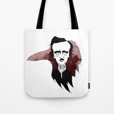 Dreary Midnight Tote Bag