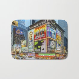Times Square III Special Edition I Bath Mat