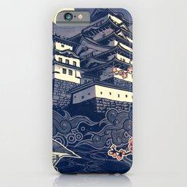 Himeji-jo iPhone Case