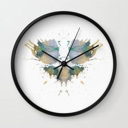 Inkdala LII Wall Clock