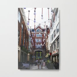 London_4 Metal Print