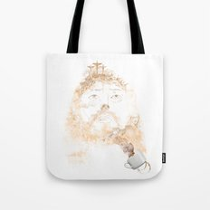 A CUP OF FAITH Tote Bag