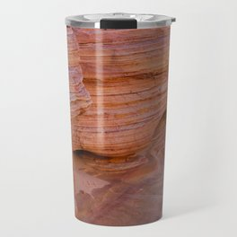 Colorful Sandstone, Valley of Fire - II Travel Mug