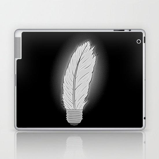 Light As a Feather Laptop & iPad Skin