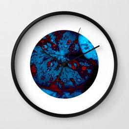 lily pad XII Wall Clock