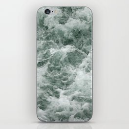 churn iPhone Skin