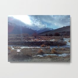 Ladakh colours Metal Print