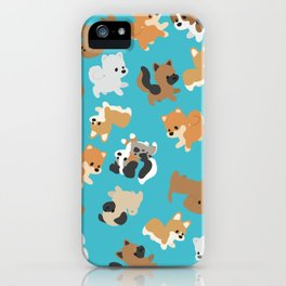 Dogs Galore iPhone Case
