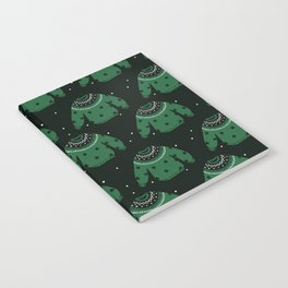 Sweater Weather Notebook