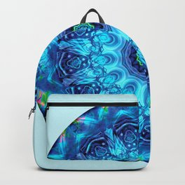 Mandalas from the Heart of Surrender 5 Backpack