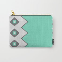 Chocolate Chip Mint Carry-All Pouch