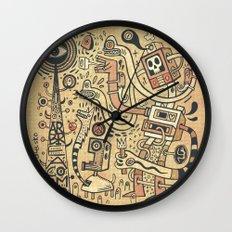 Arbracosmos Wall Clock