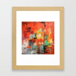 Aesthetics Number Five Framed Art Print