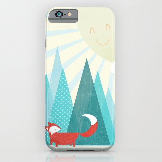 Winter's Over iPhone & iPod Case