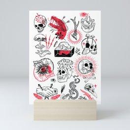 Wyrding Mini Art Print