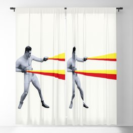 A Force To Be Reckoned With Blackout Curtain