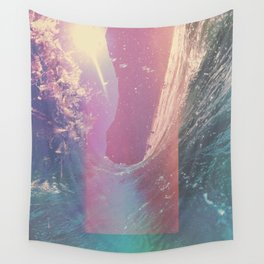 HOLLOW SURF Wall Tapestry