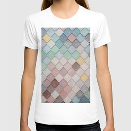 Tuiles colorful T-shirt