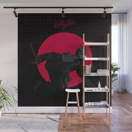 Ninja Wall Mural