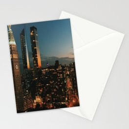 Fifth Avenue New York Views Stationery Cards